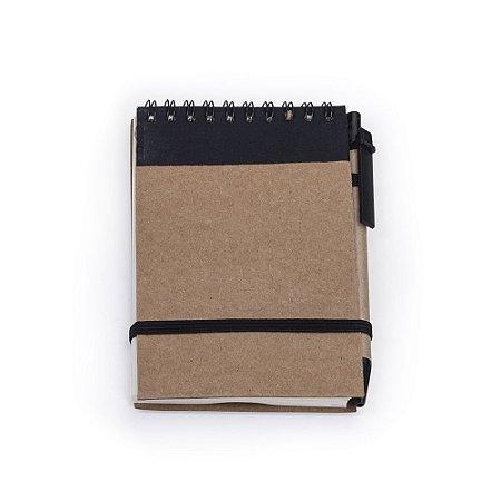 Bloco de anotações com caneta - IAD12681