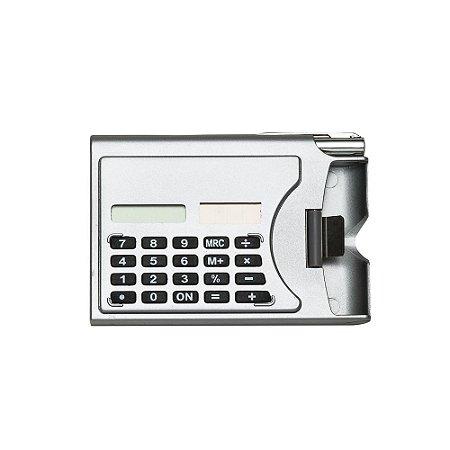 Calculadora Plástica Porta Cartão - IAD03919