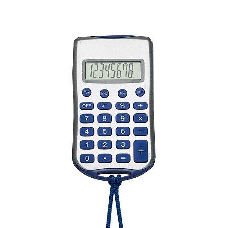 Calculadora Plástica com Cordão - IAD01648