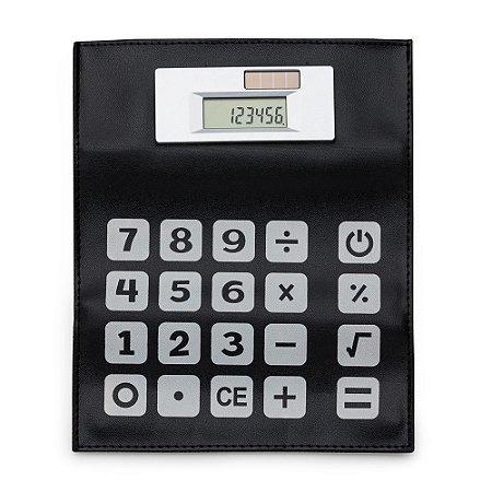 Mouse Pad com Calculadora Solar - IAD12017