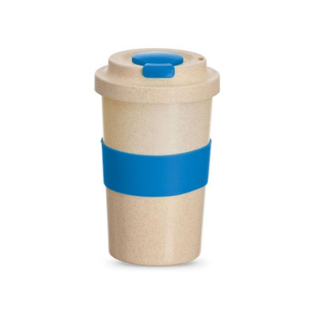 Copo Fibra de Bambu 450ml - IAD14327