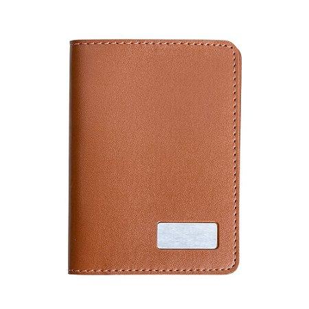 Porta Passaporte Bidins em Couro Sintético - IAD13971