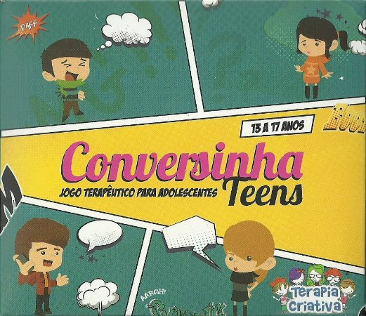 Conversinha Teens - Jogo