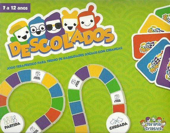 Descolados - Jogo Terapêutico Para Treino de Habilidades Sociais com Crianças