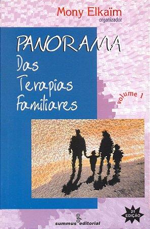 Panorama das Terapias Familiares 1