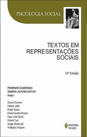 Textos Em Representacoes Sociais