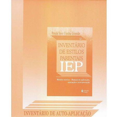 Iep - Inventario de Auto-aplicacao