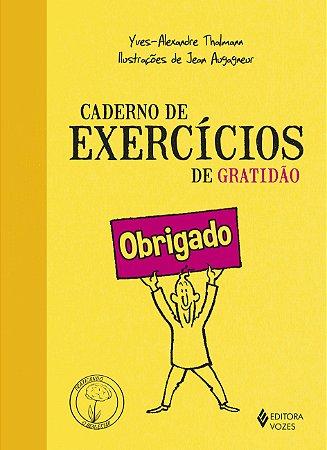 Caderno de Exercicios de Gratidao