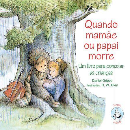 Quando Mamãe ou Papai Morre: Um Livro Para Consolar as Crianças