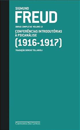 Freud Obras Completas Vol 13 - 1916-1917