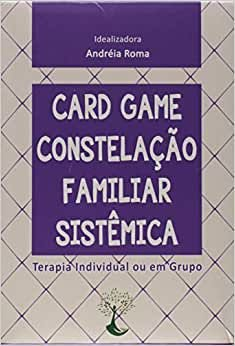 Card Game Constelacao Familiar Sistemica - Terapia Individual Ou Em Grupo