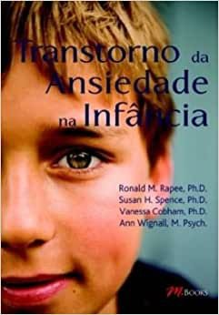 Transtorno da Ansiedade Na Infancia