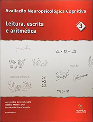 Avaliacao Neuropsicologica Cognitiva - Vol 3