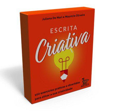 Escrita Criativa - 100 Exercicios Praticos e Divertidos Para Ativar Asua