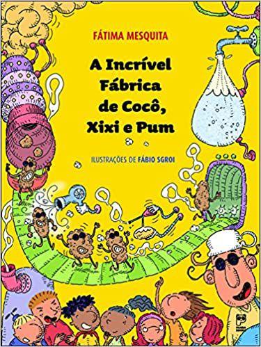 A Incrível Fábrica de Cocô, Xixi e Pum