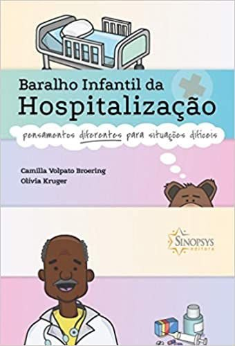 Baralho Infantil da Hospitalizacao