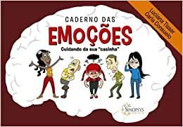 Caderno das Emocoes: Cuidando da Sua Casinha