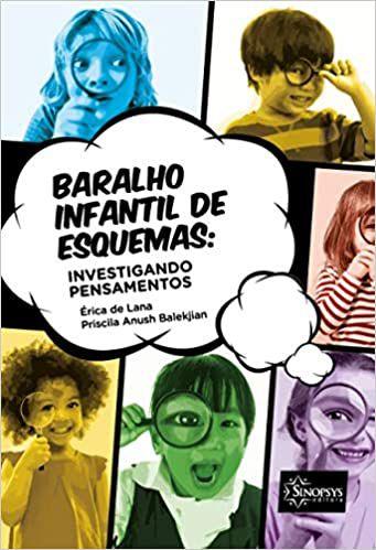 Baralho Infantil de Esquemas - Investigando Pensamentos
