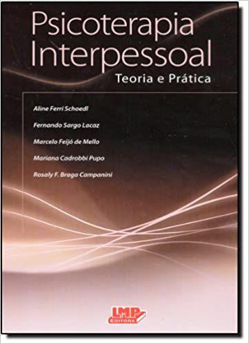 Psicoterapia Interpessoal - Teoria e Pratica