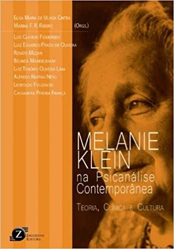 Melanie Klein Na Psicanalise Contemporanea