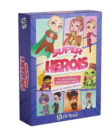 Super Heróis Da Inteligência Emocional E Social