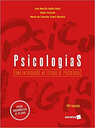 Psicologias: Uma Introdução ao Estudo de Psicologia