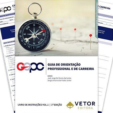 Coleção GOPC - Guia de Orientação Profissional e de Carreira