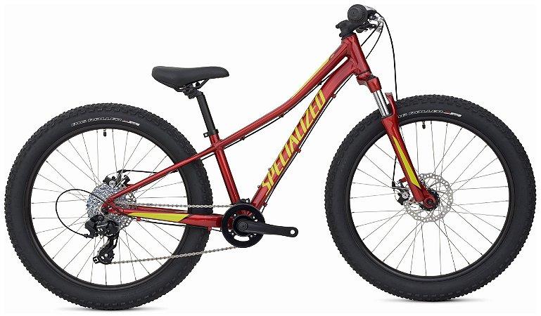 Bicicleta Specialized Riprock 24 Infantil 8-12 Anos