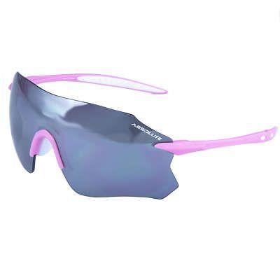 Oculos Ciclismo Bike Absolute Prime SL Rosa  - Lente Uv 400