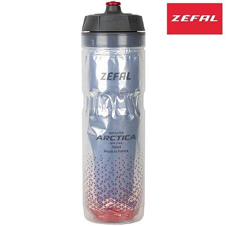 Garrafa Térmica Zefal Arctica 750ml Bottle Propilen Vermelho