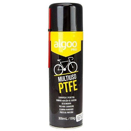 Oleo Spray Teflon PTFE Lubrificação Geral Algoo 300ml