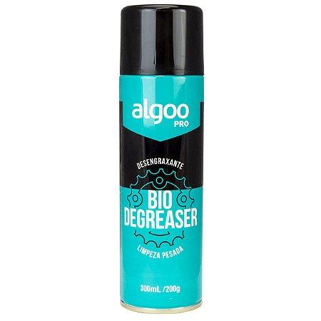 Desengraxante Spray Biodegreaser Limpeza Bike - Algoo 300ml