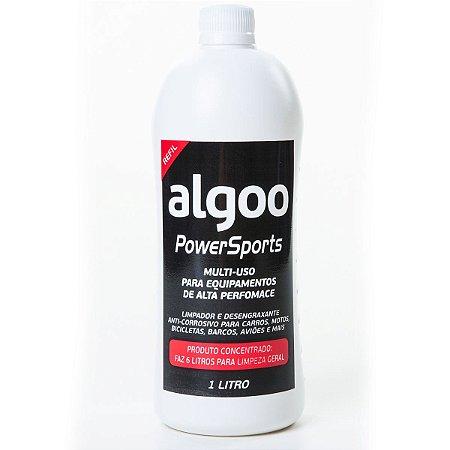 Desengraxante Algoo Concentrado Limpeza Pesada Bio 1L