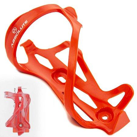 Suporte De Garrafa Lateral Nylon Bicicleta Absolute Vermelho