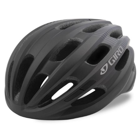 Capacete Ciclismo Giro Isode Preto Tam U 54-61cm