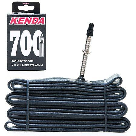 Câmara De Ar Kenda Speed 700x18/23-28 Válvula Presta 60mm