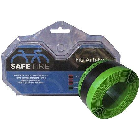 Fita Anti Furo Protetora Pneu Safetire Bike Aro 26 27.5 29 Par 35mm