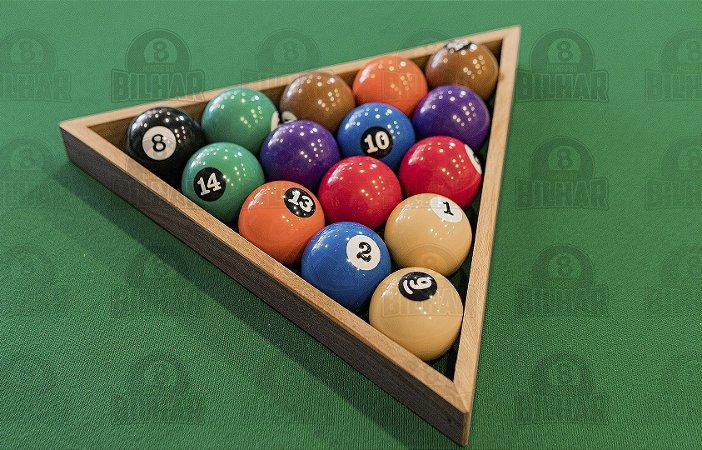 Jogo de bolas numeradas
