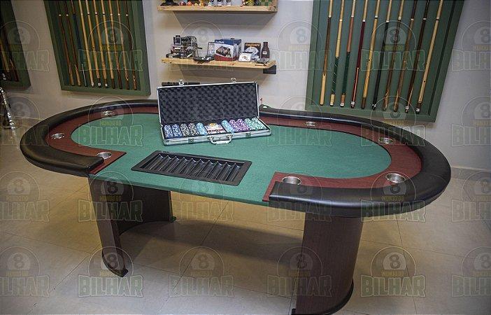 Mesa de Poker Tradicional