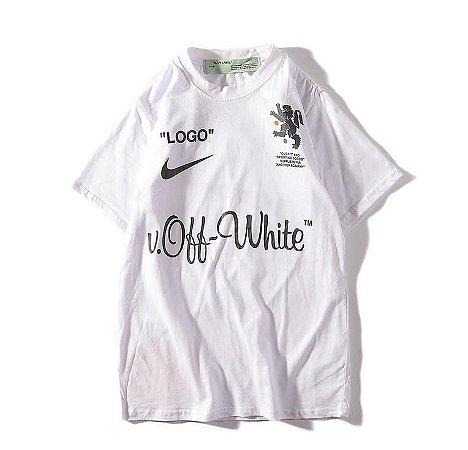 Enfriarse matiz arco  Camiseta Off White x Nike - Street De Grife