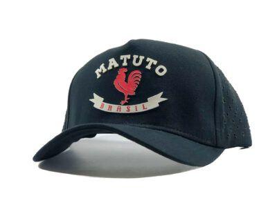 Matuto Black Rooster Trucker