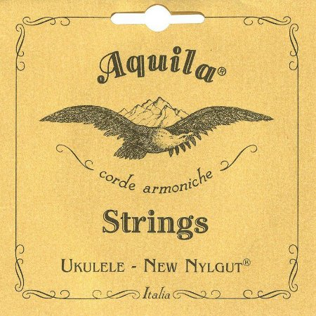 Encordoamento Aquila 10U Nylgut Ukulele Tenor