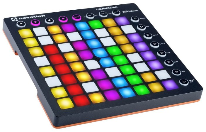 Controlador Novation Launchpad MKII