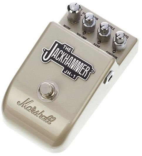 Pedal Marshall JH-1 Jack Hammer Overdrive / Distortion