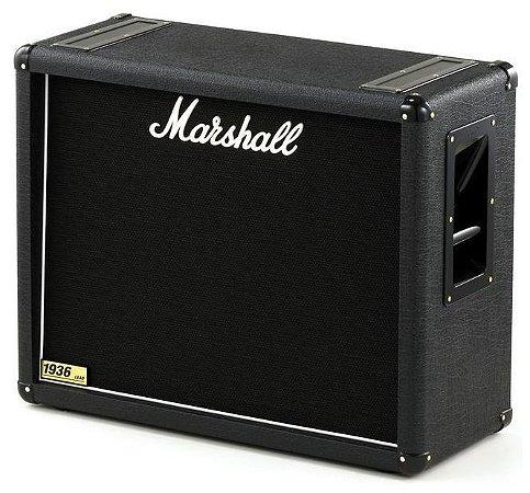 Gabinete Marshall 1936 150W 2x12 para Guitarra