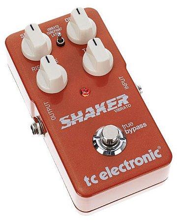 Pedal de Efeitos TC Electronic Shaker Vibrato