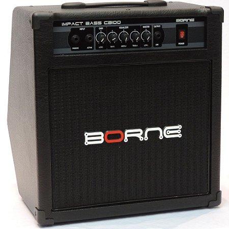 "Amplificador Borne Impact Bass CB100 1x10"" 70W"