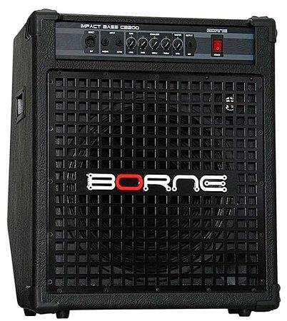 "Amplificador Borne Impact Bass CB200 1x15"" 200W"