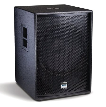 """Caixa Acústica Ativa Alto Professional Subwoofer TS SUB18 1x18"""" 600w"""