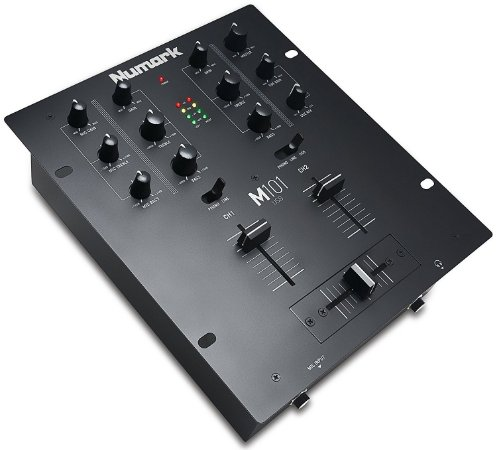 Mixer Numark M101 USB 2-Channel All-Purpose